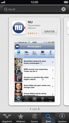 Apple iPhone 5 (iOS 6) - apps - app store gebruiken - stap 6